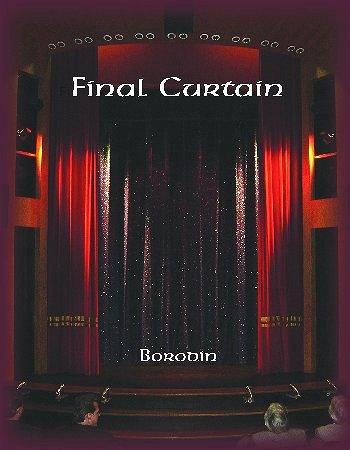 Final Curtain Cover